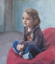 Портрет маслом на холсте. Живопись портрет Киев