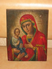 Реставрация икон,  картин. Мастерская