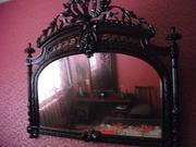 продам старинное зеркало в харькове 125 лет